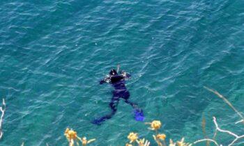 Βόλος: Νεκρός εντοπίστηκε στην ακτή Μελανή του Νοτίου Πηλίου 72χρονος άνδρας, που είχε πάει να κάνει ψαροντούφεκο. Εν αναμονή της νεκροτομής