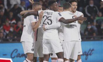 Στο 90+5' ήρθε η νίκη της Παρί Σεν Ζερμέν για την 7η στροφή της Ligue 1