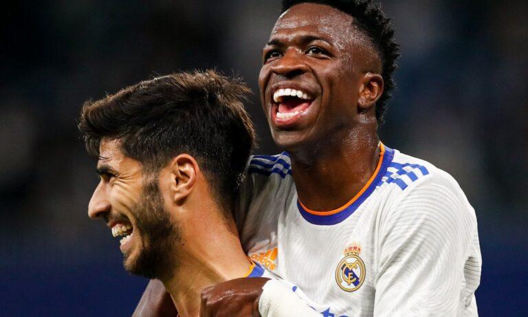 La Liga: Στα 6 σταμάτησε η Ρεάλ, στα 3 ο Ασένσιο
