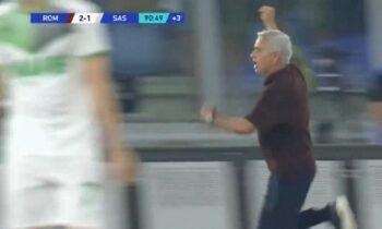 Ρόμα - Σασουόλο 2-1