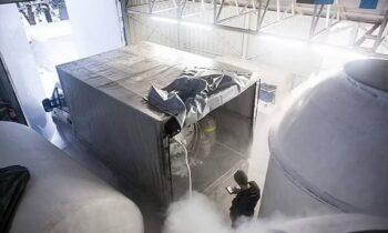 Ρωσία: Μια αμφιλεγόμενη εταιρεία, η KrioRus, υποσχόταν «αθανασία», παγώνοντας και αποθηκεύοντας ανθρώπινους εγκεφάλους και σορούς.