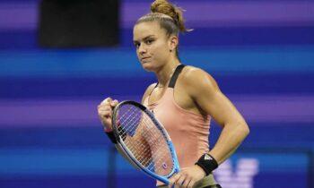 Σάκκαρη: Έτοιμη για την είσοδο στον τελικό του Ostrava Open - Πώς μπαίνει στο Top 10 με νίκη της σήμερα