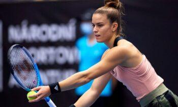 Μαρία Σάκκαρη Ostrava Open