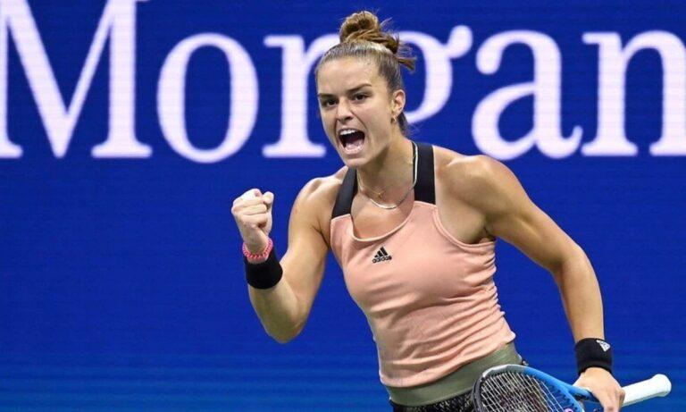Ostrava Open: Στον τελικό η Μαρία Σάκκαρη