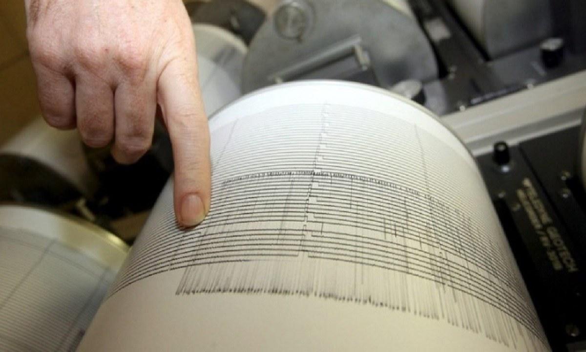 Σεισμός: Οι ανησυχίες του Τσελέντη.