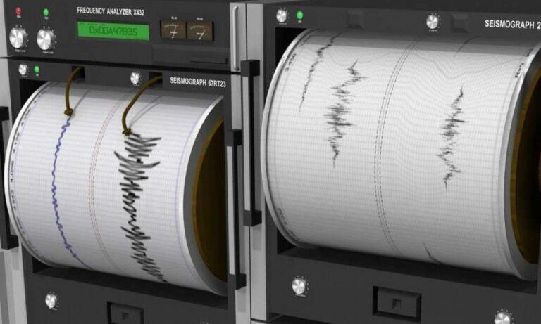 Σεισμός ταρακούνησε την Αθήνα! (pic)