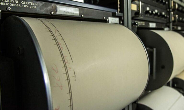 Κρήτη: Ισχυρός σεισμός 5,7 Ρίχτερ στο νησί!