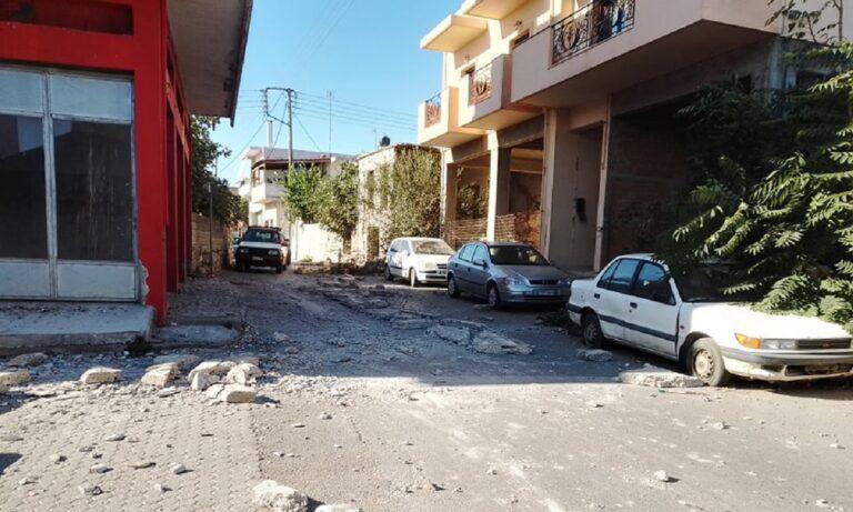 Σεισμός – Κρήτη: Οι πρώτες εικόνες από τις καταστροφές στο Ηράκλειο!