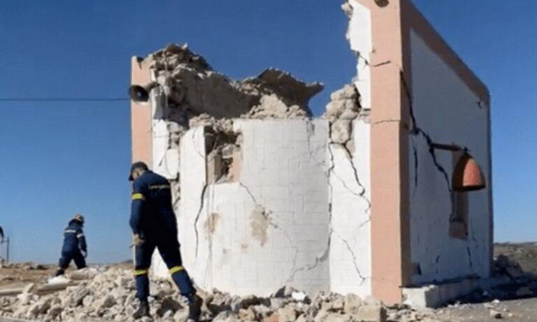 Σεισμός – Κρήτη: Τραγωδία με έναν νεκρό!