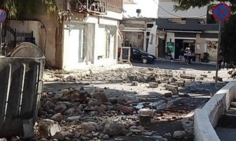 Σεισμός Κρήτη – Δήμαρχος Ηρακλείου: «Δεν υπάρχουν πληροφορίες για σωματικές βλάβες»