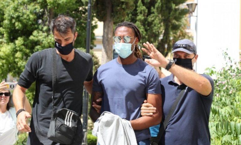 Σεμέδο: Μηνύματα και βίντεο στο κινητό του Πορτογάλου!