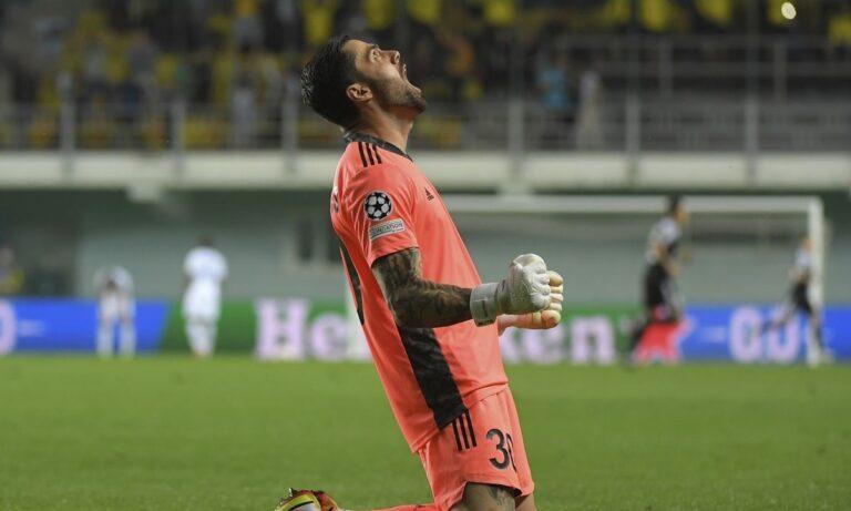 Γιώργος Αθανασιάδης: «Όνειρο ζωής το Champions League»