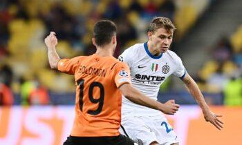 Champions League: Όρθια η Ίντερ στην Ουκρανία, το απόλυτο ο Άγιαξ (vids)