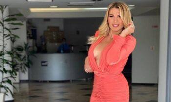 Η Κωνσταντίνα Σπυροπούλου αποκαλύπτει πόσα κιλά είναι!