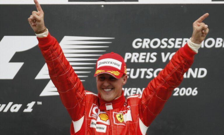 Μίκαελ Σουμάχερ: Στον «αέρα» το ντοκιμαντέρ για τον θρύλο της Formula 1 (vid)