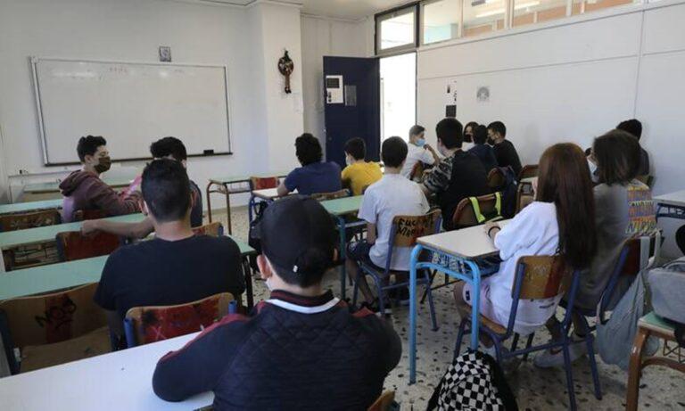 Σχολεία: Μπάχαλο με τα τεστ σε περίπτωση κρούσματος – H κυβέρνηση τα υπολογίζει… με το μέτρο!