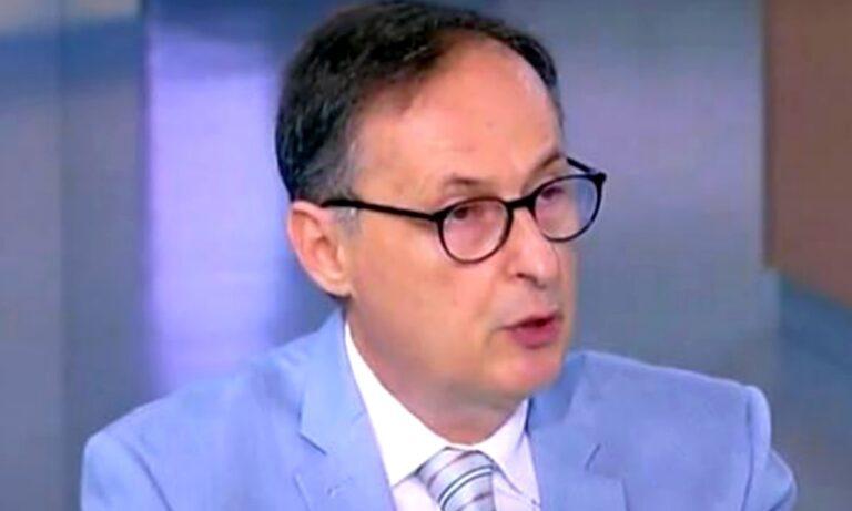 Νίκος Σύψας: «Δεν ξέρουμε τι θα γίνει σε 10 χρόνια μετά από ένα εμβόλιο»