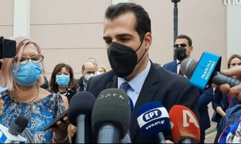 Θάνος Πλεύρης: Τα μάζεψε και για το lockdown στη Θεσσαλονίκη μετά τη θύελλα αντιδράσεων!
