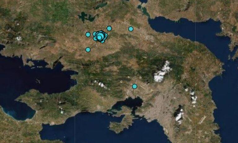 Σεισμός τώρα με επίκεντρο τη Θήβα ταρακούνησε τη Βοιωτία!