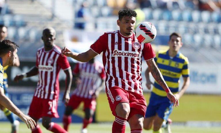 Αστέρας Τρίπολης – Ολυμπιακός 0-2: Υποθήκη νίκης με Τικίνιο και… Παπαδόπουλο (vids)!