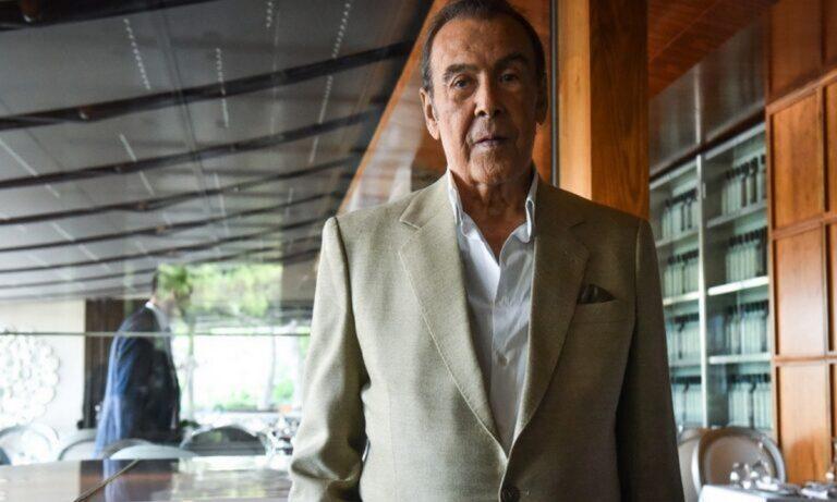 Τόλης Βοσκόπουλος: Βρήκαν άδειους τους τραπεζικούς του λογαριασμούς
