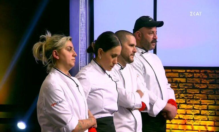 Top Chef: Αυτός είναι ο τέταρτος υποψήφιος προς αποχώρηση