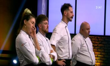 Οι τρεις ομάδες του Top Chef ήρθαν αντιμέτωπες με μία πολύ διαφορετική δοκιμασία