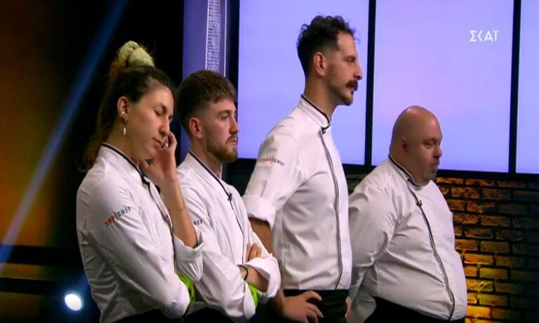 Top Chef: Αυτός είναι ο τρίτος υποψήφιος προς αποχώρηση!