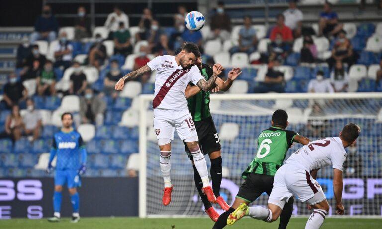 Σασουόλο – Τορίνο 0-1: «Χτύπησε» στο τέλος!
