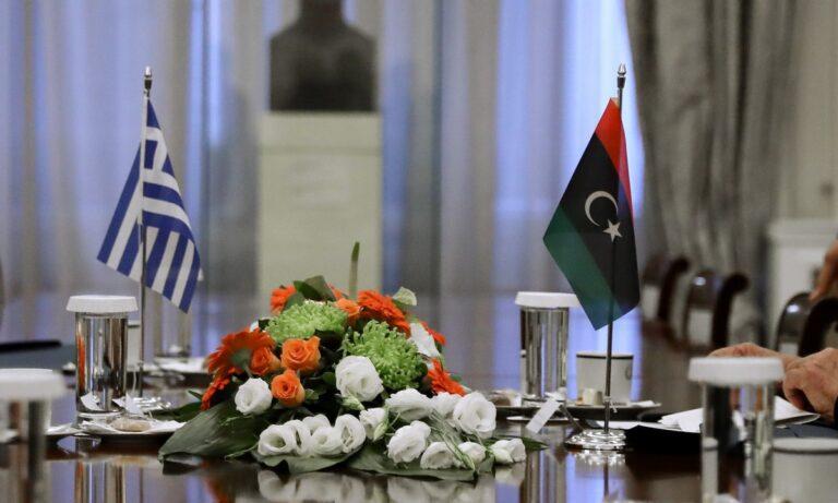 Τουρκία: Εκνευρισμός! Για 1η φορά πήρε μέρος σε Σύνοδο για τη Λιβύη η Ελλάδα