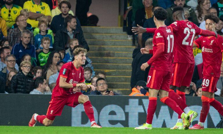 Νόριτς – Λίβερπουλ 0-2: Νέα ασίστ ο Κώστας Τσιμίκας! (vid)