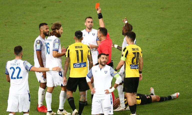 Έλεγχος διαιτησίας: Εξαιρετική η διαιτησία στα παιχνίδια της 1ης αγωνιστικής που διεξήχθησαν την Κυριακή (18/9).