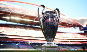 Η μεγάλη στιγμή έφτασε! Ποιος πιστεύετε ότι θα κατακτήσει φέτος το τρόπαιο του Champions League.