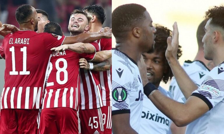 UEFA Ranking Ελλάδα: Δύο νίκες και άνοδος στη 19η θέση