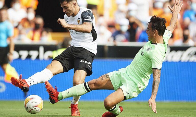 La Liga: «Όρθια» με 10 η Βαλένθια κόντρα στην Αθλέτικ Μπιλμπάο