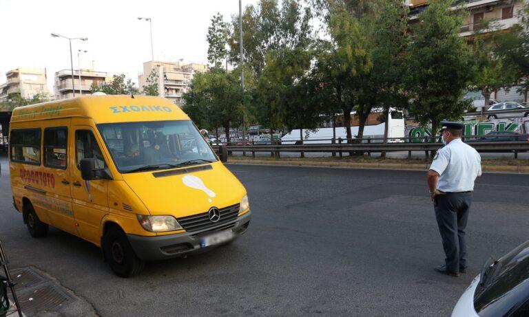 Βάρκιζα – Εγκληματικό! Ξέχασαν κοριτσάκι 2 ετών σε σχολικό λεωφορείο μες στη ζέστη