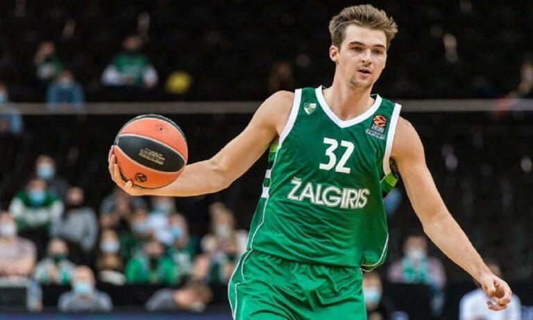 Βαστούρια: Τέλος το μπάσκετ για τον 26χρονο πρώην παίκτη της Ζαλγκίρις