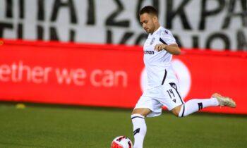 Με τον Αντρίγια Ζίβκοβιτς στην αποστολή θα ταξιδέψει ο ΠΑΟΚ στην Τρίπολη για την εκτός έδρας αναμέτρησης απέναντι στον Αστέρα.