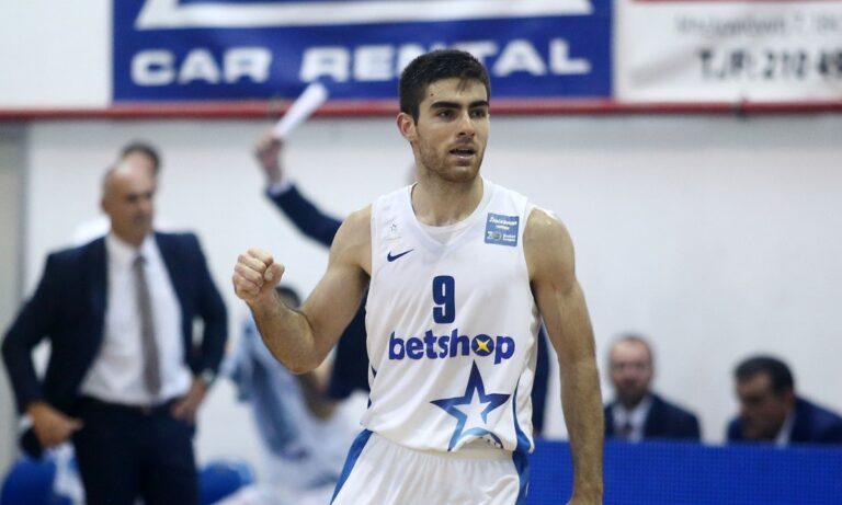 Την πρώτη του νίκη στην Basket League πέτυχε ο Ιωνικός αφού επικράτησε 93-87 στην παράταση (77-77) του Άρη. Μορφή ο Ιωσήφ Κολοβέρος