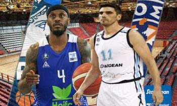 Από το κλειστό της Νεάπολης θα αρχίσουν την προσπάθεια τους στην 30ή Basket League η Λάρισα και ο Κολοσσός που συνεχίζουν φέτος με τους ίδιους προπονητές.