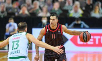 ΟΟλυμπιακόςυποδέχεται την Ζαλγκίρις στο ΣΕΦ (21:00-NS4) και σκοπεύει να πάει στο 3-1 θέτοντας στο περιθώριο μια ομάδα που τον πληγώνει.