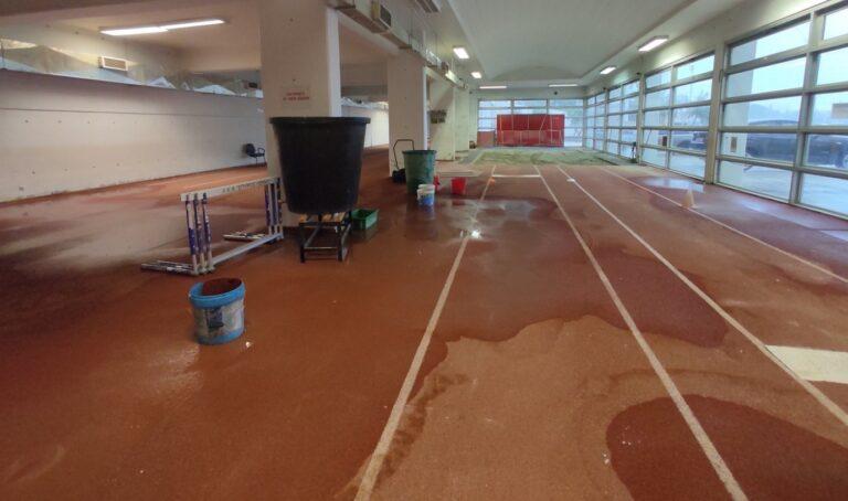Ντροπή! Εδώ γυμνάζεται ο ολυμπιονίκης Μίλτος Τεντόγλου- Πλημμύρισε πάλι το ΟΑΚΑ