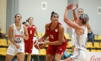 Η Α1 Γυναικών ανοίγει την αυλαία της σήμερα για την δεύτερη αγωνιστική, με τον ΠΑΟΚ και τον Ολυμπιακό να παίζουν στις έδρες τους.