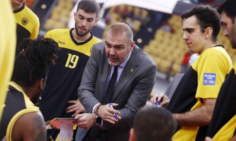 Η ΑΕΚ στο πρώτο της ματς, για το φετινό Basketball Champions League, θα αντιμετωπίσει εκτός έδρας την Φάλκο.