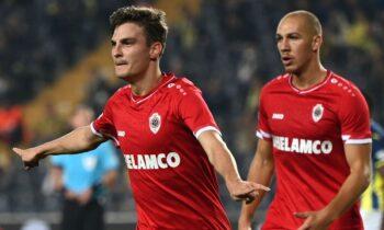Ο Ολυμπιακός απέκτησε πλέον σοβαρό προβάδισμα πρόκρισης μετά το Φενέρμπαχτσε - Αντβέρπ 2-2, στο άλλο ματς του ομίλου στο Europa League.