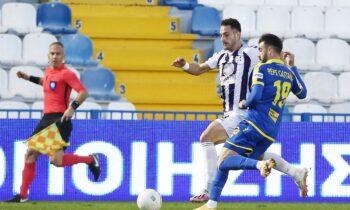 Απόλλων Σμύρνης -Αστέρας Τρίπολης: Η μεταξύ τους αναμέτρηση ανοίγει την αυλαία στην 6ηαγωνιστική της Super League 1.