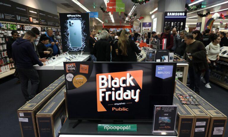 Black Friday: Ελλείψεις σε προϊόντα και μικρές προσφορές λόγω ανατιμήσεων