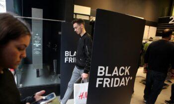 Ξεκίνησε η αντίστροφη μέτρηση για την φετινή Black Friday