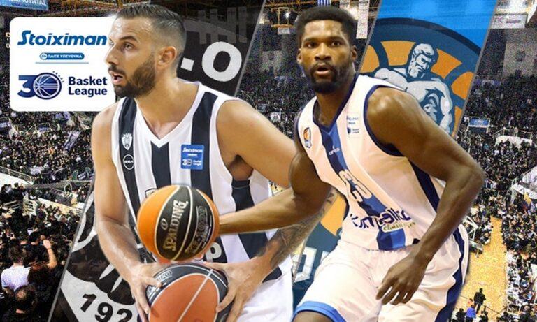 H Basket League συνεχίζεται με την διεξαγωγή της 3ης αγωνιστικής, από την οποία ξεχωρίζει σήμερα το ντέρμπι ΠΑΟΚ - Ηρακλής.