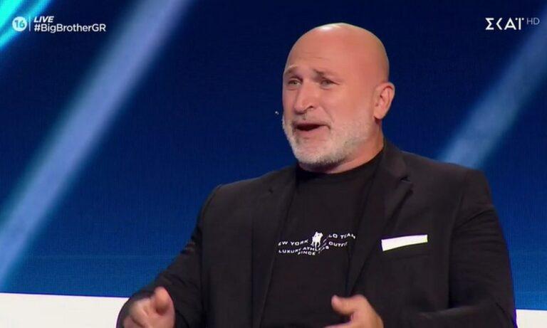 Στο Big Brother καλεσμένος σήμερα ήταν ο Χρήστος Μακρίδης, ο γνωστός αντιδήμαρχος που πήρε μέρος και αυτός στο ριάλιτι.